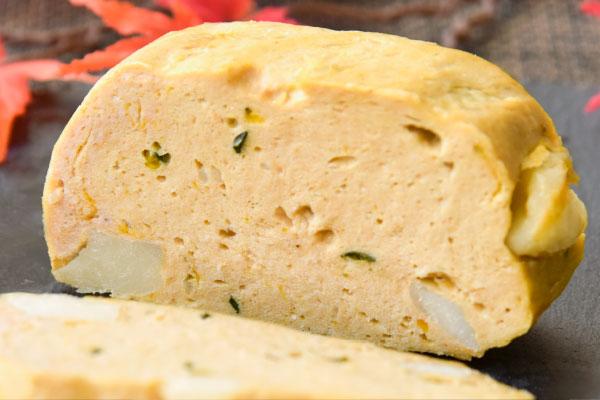 10月限定商品:カボチャとジャガイモのテリーヌ アップ